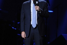 """12-12-12 The Concerrt for Sandy Relief / Stephen Colbert and Jon Stewart were on hand to add a little humour and help encourage donations at the """"12-12-12 Sandy Relief Concert"""" benefiting the Robin Hood Relief Fund. / by Colbert News Hub"""