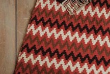 Handwoven Rugs / by Weaving Today