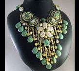 Beadwork / All seed bead work and designs / by Stacy Hilton-Glaze