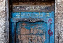 Doors / by Jeannie Warnell