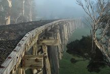 Brücken - Bridges - Ponts - Ponti / by Pol Sandeman