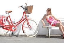 The Coast is Clear / Bicycle Chic  / by Brooklyn Marsh