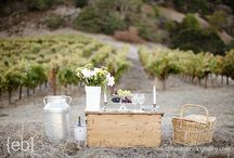 Vineyard Wedding / by Melissa Osborne