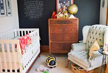 Baby / Toddler Nursery Ideas / by Laura Cline (Chaotic Lucidity)