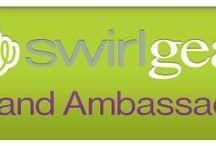 Swirl Gear / I'm a swirl gear Ambassador / by FitGirlsRock Melissa Shevchenko