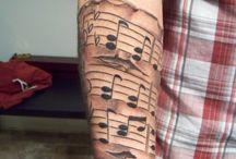 Tattoos / by Sarah Mooney