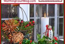Christmas Home Tours  / by Mary Jo Dunagan