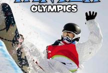 2014 Olympics / by Clermont County Public Library
