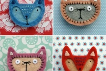 Gatos crafts / by Larimar888