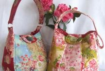 Shabby chic handbags / by Debra Rodriguez