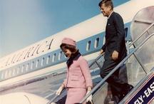 Mrs. Kennedy / by Julie Kinworthy