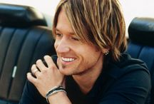 Keith Urban  / Keith Urban whats to say, he grew up in Queensland where I grew up, all round nice guy and makes great Music.  Keith is one of the Mentors on The Voice Australia. Married to the beautiful  Nicole grew up in Australia and is one of my favorite actresses. I am so glad that they found love together. They look so in love and Keith's songs reflect that. / by Lesley McDermid