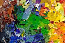 Color Me Happy / by Gypsy Thread ~ Carey