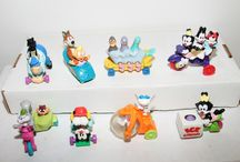 Happy Meal Toys from the 90s / by Humphrey Do