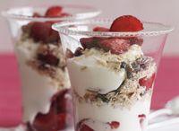 Healthy Snacks/Food / by Stephanie Healey