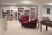 Family Room / by Lissa Mitchell