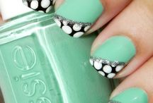Nail Obsession! / by Mershia Arumugam