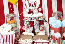 Birthday/ Shower Ideas / by Jessica Thompson