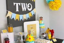 Party ideas / by Nicole young Quiring