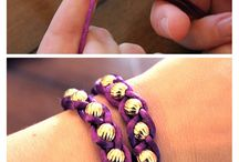 Bracelet Ideas / by Britney Moore
