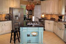 Home // Kitchen / by Monica McWilliams