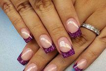 Nails acrilyc / by Rocio