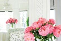 Home flowers / by Faith Mary