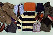 Menswear / by Matthew Stipano
