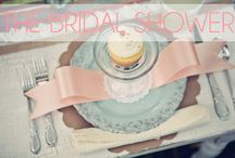 All about bridal showers / by Modern and stylish weddings
