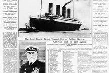 Titanic / by Kathy Case