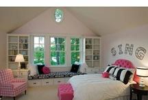 Kyndal bedroom ideas / by Lannea Bottin