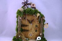 Fairy Door inspirations / by MagicByLeah