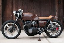 motorcycles / by Ron Hau