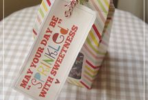 Nice Packaging / by Allie Baking a Moment