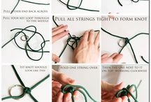 Paracord/Knots / by Jeff Hoffman