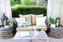 Back Porch Livin / by Caitlin Bishop