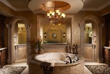 Bath rooms / by Maureen Hughes