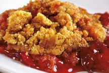 Cobbler Recipes / by Let's eat with Alicia