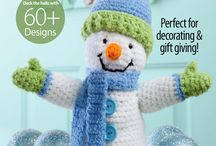 Christmas Crochet Patterns / Christmas crochet patterns for gifts, home decor and more. / by Annie's Catalog
