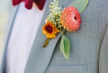 Inspiring { Buttonholes } / by The Little Wedding Helper