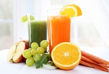 juice recipes / by Alexis Southall