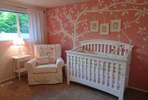 Baby Nursery / by Whitney Conklin