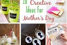 Mother's Day ideas / by Jenny Mick