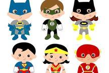 Superhero Party / by Nana
