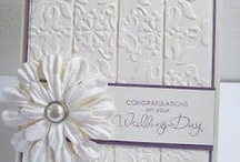 {Cards} Wedding & Anniversary / by Becky Prusse