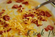 Crock pot meals  / by Kimberly Blackman