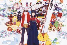 Animes I love / Animes that I've seen and love :D / by Crazed Nano