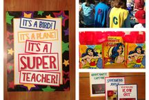 A Super School Year 2014-2025 / by Kat Alexander