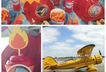 planes fire and rescue party / by Jess McClenahan