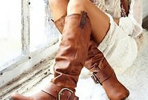 I <3 Boots!! / by Janet Phillips